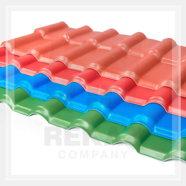 PVC Roof Tiles Sheets
